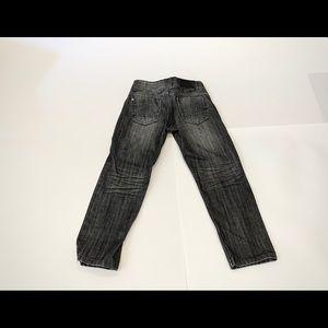 Boys Indigo Star Jeans -size 5